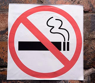 Smoke-free Public Areas in Nevada Hotel