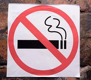 Smoke-free Public Areas in Nevada Hotel